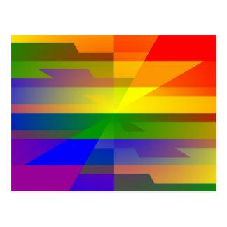 Homosexuelles bin ich Produkte Postkarte