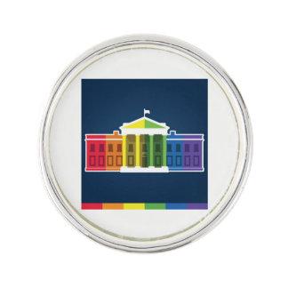 Homosexuelles lesbisches Bi LGBTQ+ das Anstecknadel