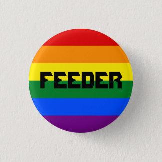 Homosexuelles Zufuhr-Button Runder Button 2,5 Cm
