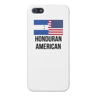 Honduranische amerikanische Flagge iPhone 5 Etui