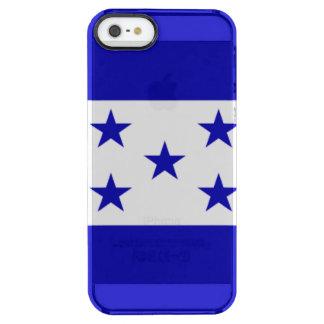 Honduras Durchsichtige iPhone SE/5/5s Hülle
