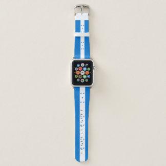 Honduras-Flagge Apple Watch Armband