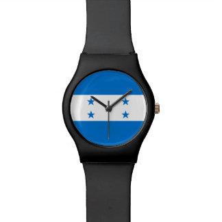 Honduras-Flagge Armbanduhr
