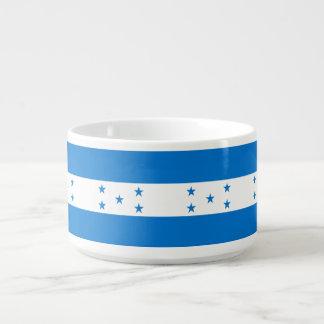 Honduras-Flagge Kleine Suppentasse