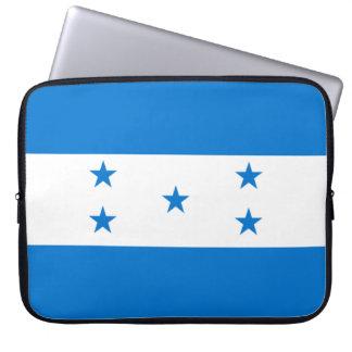Honduras-Flagge Laptop Sleeve