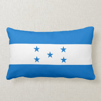 Honduras-Flagge Lendenkissen