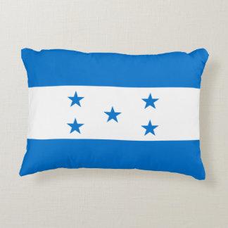 Honduras-Flagge Zierkissen