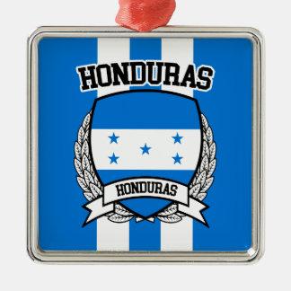 Honduras Silbernes Ornament