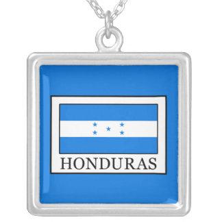Honduras Versilberte Kette