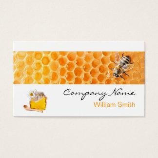 Honey Seller - Beekeeper Visitenkarte