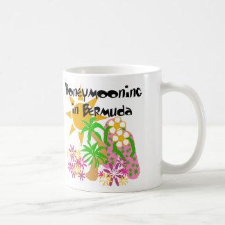 Honeymooning in Bermuda Kaffeetasse