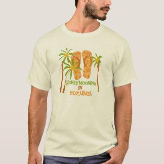 Honeymooning in Cozumel-T - Shirt