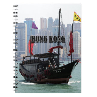 Hong Kong: Chinesischer Kram 2 Notizblock