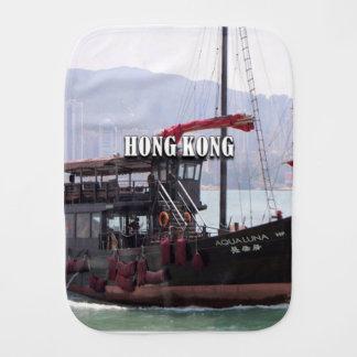 Hong Kong: Chinesischer Kram Spucktuch