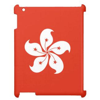 Hong Kong-Flagge Hüllen Für iPad