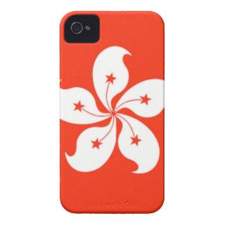 Hong Kong-Flagge iPhone 4 Hüllen