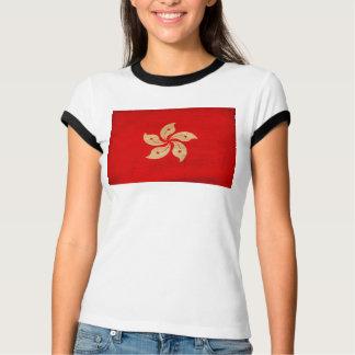 Hong Kong-Flagge T-Shirt