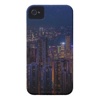 Hong Kong-Skyline iPhone 4 Cover