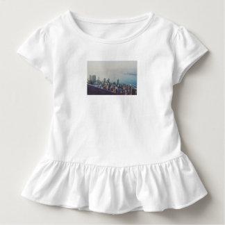 Hong Kong von oben Kleinkind T-shirt