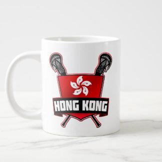 Hong KongLacrosse LAX-Tasse Jumbo-Tasse