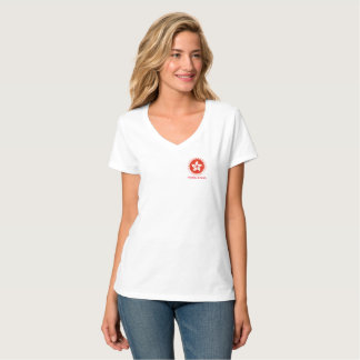 Hong- KongWappen-Shirt T-Shirt