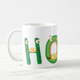 Hong-Tasse Kaffeetasse
