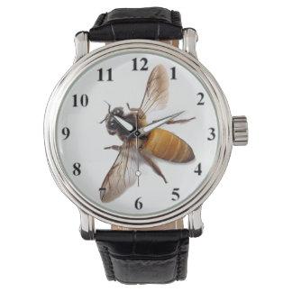 Honig-Biene Armbanduhr