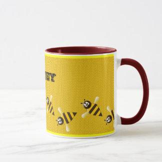 Honig-Bienen-Schale Tasse