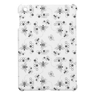 Honig-Bienen und Klee kundenspezifischer MiniiPad iPad Mini Hülle
