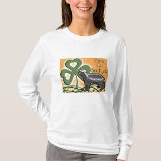Honig-Dachs Erin gehen Bragh St Patrick T-Shirt