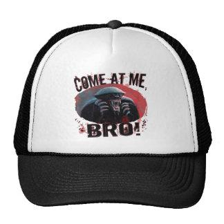 Honig-Dachs kommen an mir, Bro Retro Cap