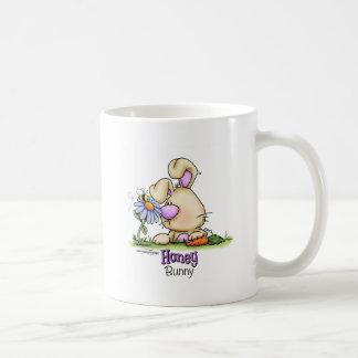 Honig-Häschen-Ostern-Leckerei Kaffeetasse