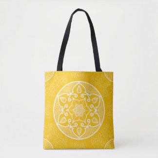 Honig-Mandala Tasche