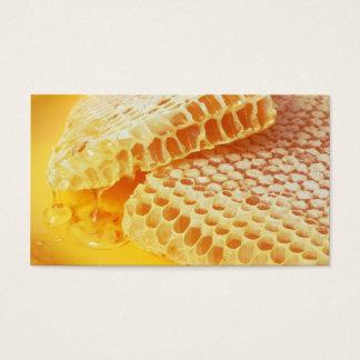 Honig-Verkäufer/Imker-Bonbon Visitenkarte