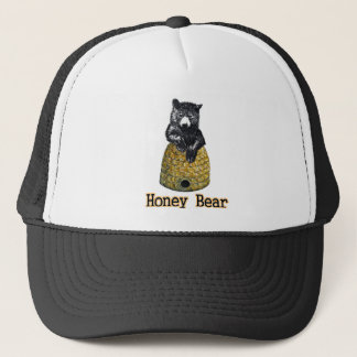 Honigbär Truckerkappe