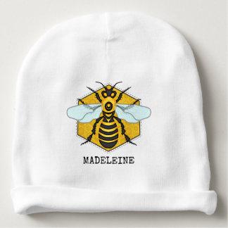 Honigbienen-Bienenwaben-niedliche Hummel Babymütze