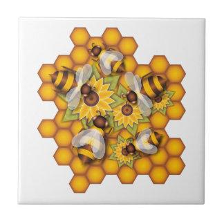 Honigbienen Fliese