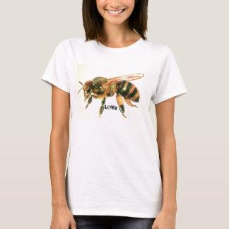 Honigbienen-Liebe T-Shirt