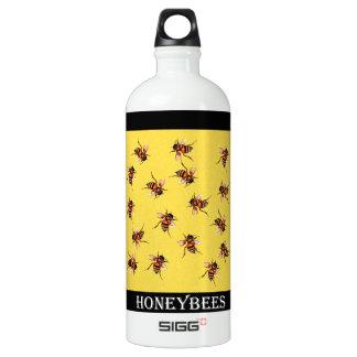 Honigbienen Wasserflasche