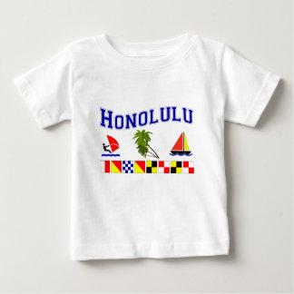 Honolulu, HI Baby T-shirt