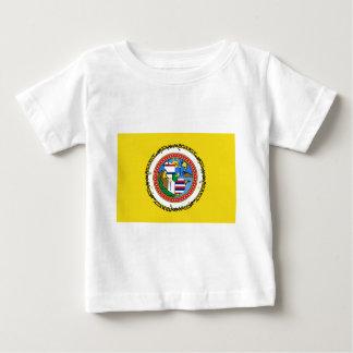 Honoluluflagge Baby T-shirt
