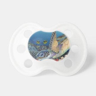 Honu (grüne Meeresschildkröte) Schnuller