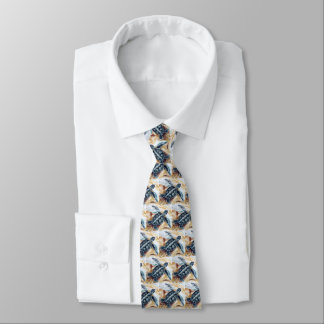 Honu Hatchling (grüne Meeresschildkröte) Krawatte