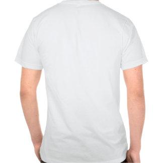 Hoodbilly Flecken-Logo Hollywood HipHop/R&B #1 Tshirt