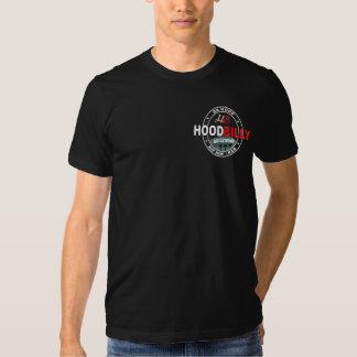 Hoodbilly Flecken-Logo Hollywood HipHop/R&B #2 T Shirt