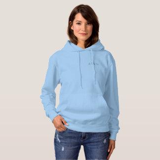 Hoodie der Frauen 4TEN helle Farbpullover