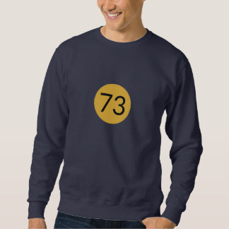 Hoodie-Entwurfsblau das Sweatshirt der