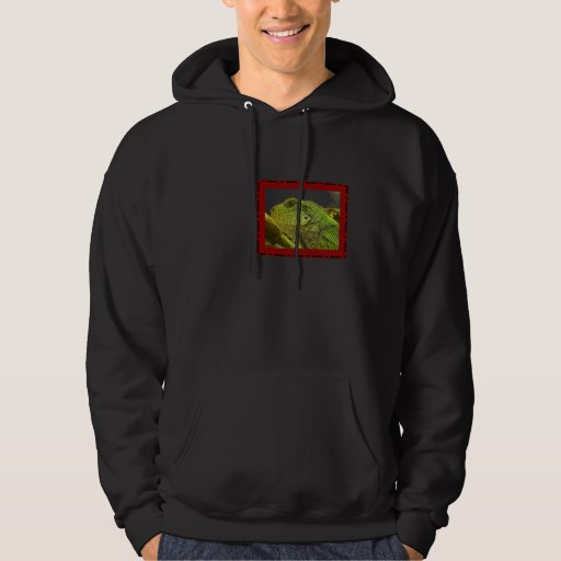 Hoodie Iguana