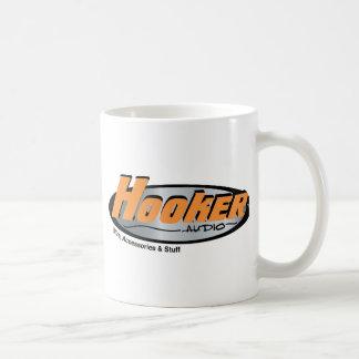 Hooker-Audiowaren Kaffeetasse