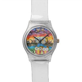 Hoolandia (c) 2013 - Eulen-Uhren